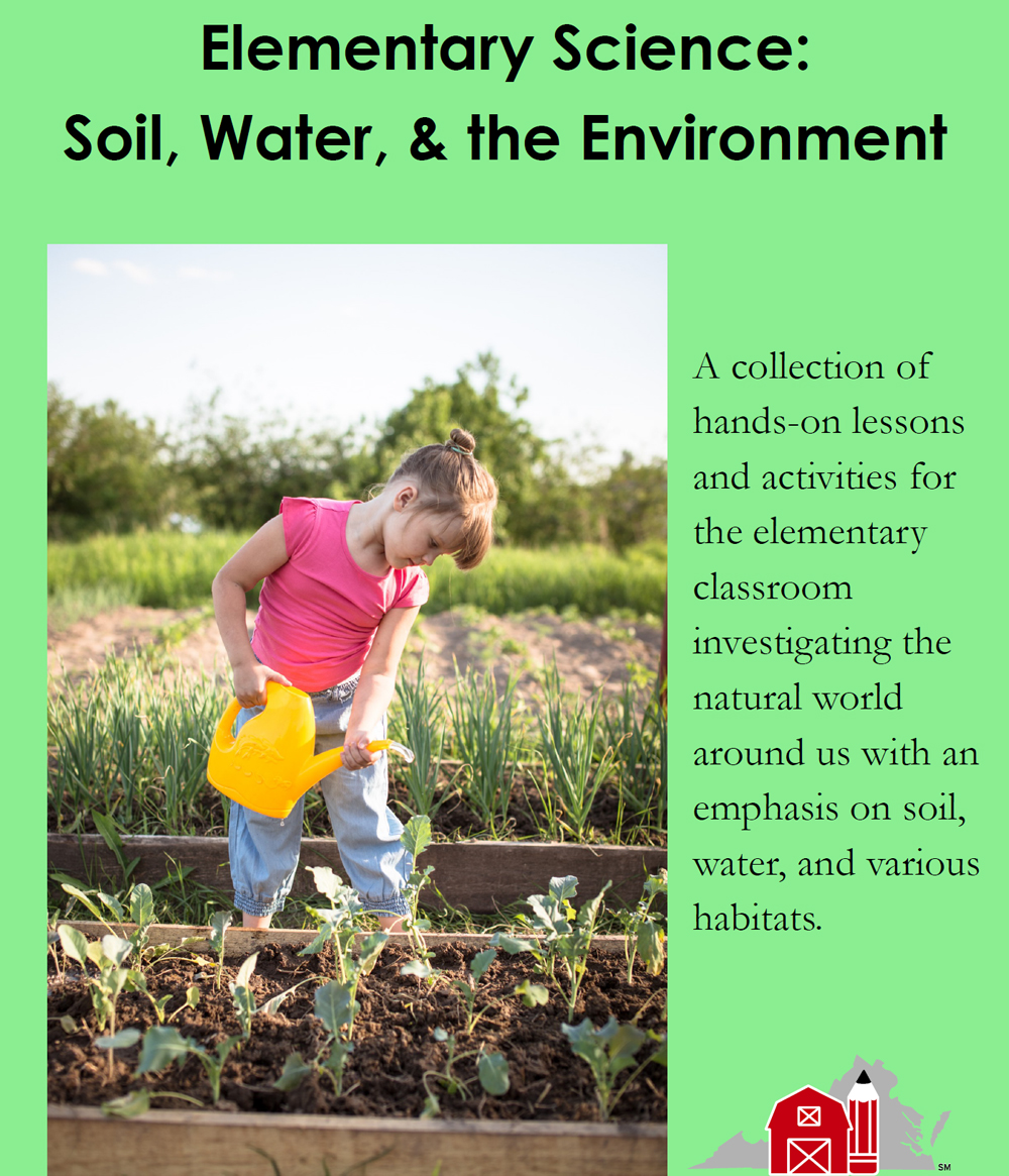 Elementary Science: Soil, Water, & the Environment